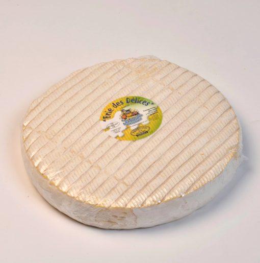 Brie fermier au lait cru